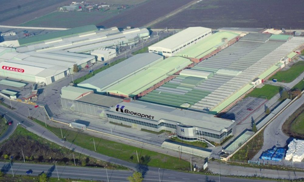EXALCO: Επένδυση πάνω από 5 εκ. ευρώ σε νέα γραμμή παραγωγής μέσα στο 2018